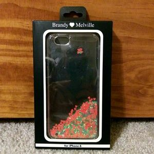 Brandy Melville iphone 6 cell phone cover
